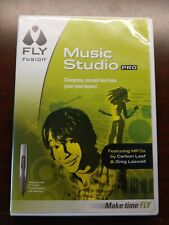 Fly Fusion Music Studio Pro by Leap frog Disc Only Good Condition Shipn24
