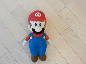Super Mario Party 5 Mario Plush doll  bean bag soft stuffed toy BIG