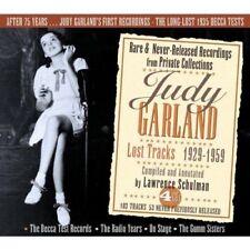 Garland Judy - Lost Titres 1929-1959 Nouveau CD