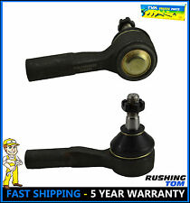 New Set of 2 Front Outer Tie Rod Ends Kit For Chevrolet Pontiac Saturn ES800030