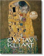 Klimt Poster Set by Taschen Publishing