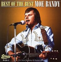 Moe Bandy - Best of the Best [New CD]