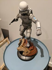 Boba Fett Ralph McQuarrie Statue Sideshow Collectables Limited 274/1500