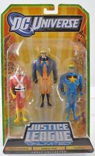 "DC Universe Justice League Adam Strange Animal Man Starman 4"" Action Figure New"