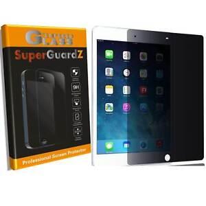Privacy Anti-Spy Tempered Glass Screen Protector Guard Saver For iPad Mini 4