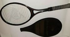 Dunlop John McEnroe Signature Gold Mid Size Tennis Racket With Matching Cover