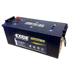 EXIDE Equipment ES1600 (G140) 12V 140AH Starterbatterie EN (A):900 Marine Boot