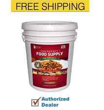 1 Food for Health  Emergency Survival Food Supply - 275 Meal Pack, Free Shipping