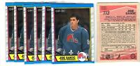 1X JOE SAKIC 1989 90 opc #113 Rookie RC NMMT Lots Available O Pee Chee Avalanche