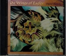 ON WINGS OF EAGLES - DAVID BLONSKI - NATIVE AMERICAN FLUTES - MINT CD