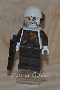 LEGO Minifigure Mini Figure Star Wars 75145 Dengar Bounty Hunter