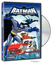 Batman: The Brave and the Bold: Volume 1 [New DVD]