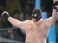 Japan Pro Wrestling: Big Van Vader 3-Dvd Set Bloody! Eyeball Match!