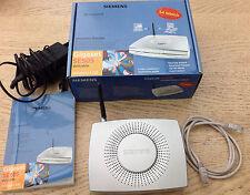 SIEMENS Gigaset SE505 dsl/cable (wireless router 54 Mbit/s)