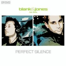 Blank & Jones-Cd+Dvd-Perfect Silence (Ep)  CD NEW