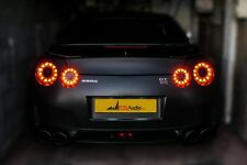 Nissan GTR R35 4 Tail Light Kit