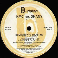 KMC - Somebody To Touch Me - D:Vision