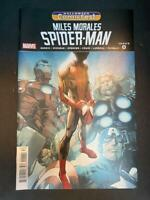Ultimate Fallout 4 Halloween Comic Fest 3rd Print 1st appearance Miles Morales