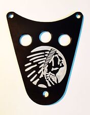 Indian Head Theme Dash Plaque Cover- KAWASAKI  VN1500  VULCAN CLASSIC & DRIFTER