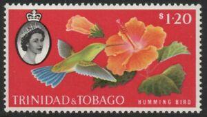TRINIDAD & TOBAGO-1960-67 $1.20 'Humming Bird' Sg 296 UNMOUNTED MINT V46168