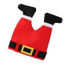 Funny Christmas Hat Pants Design Headgear Kids Adult Fancy Dress Party Wear