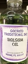 Balsam Oil 4 oz. Natural Undiluted Therapeutic Quality Pure Aromatic Aroma
