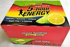 5 Hour Sour Citrus Lime 12 Count Box 1.93 Oz Shots