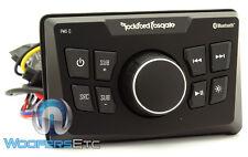 ROCKFORD FOSGATE PMX-0 MARINE BOAT MEDIA RECEIVER IPOD USB IPHONE BLUETOOTH NEW