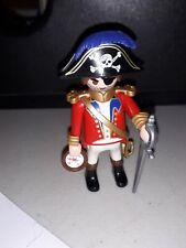 Red & White Playmobil Pirate