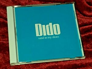 Rare ~ Promo Only ~ Dido ~ Sand in My Shoes CD Single DJ Pro ~ 2004 ~ Arista