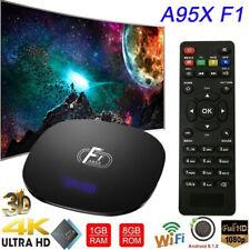 T9 Android 8.1 TV Box RK3328 Quad Core 4GB//32GB 4K Set Top Box H.265 WiFi W3A3