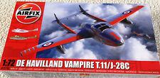 Airfix 1/72 DeHavilland Vampire T.11