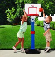 Little Tikes EasyScore Outdoor Basketball Basket Ball Hoop Set Playset Kids Game