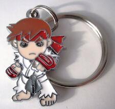 Super Street Fighter 2 Turbo Ryu - Schlüsselanhänger SNES / Super Nintendo alpha