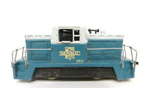 Tyco / Mantua HO Republic Steel Yard Dog Switcher Diesel Locomotive Engine 186