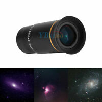 1.25 inch 6mm 66°Ultra Wide Eyepiece Lens Fully Multi-coated ES For Telescope Z