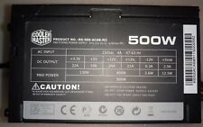 ✅Alimentation Pc ATX Cooler Master RS-500-ACAB-M3 500Watts