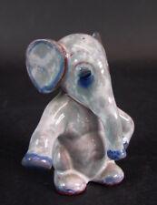reizender Elefant - Art Deco Keramik - Austria Wien 1920/30