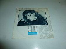"SANDRA - Midnight Man - Rare 1987 German 2-track 7"" Juke Box Single"