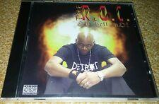 NEW SEALED THE R.O.C. OH HELL NO! CD OG 2006 RARE TWIZTID HOK HOUSE OF KRAZEES