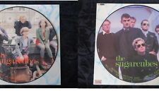 Sugarcubes Bjork Two Copies of this Picture Disc Vinyl LP Mint Die Cut Sleeve.