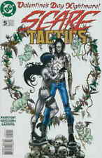 Scare Tactics #5 VF/NM; DC | save on shipping - details inside