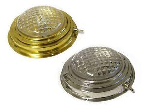 Classic LED Dome light for Boats Caravans Campers etc 173mm 10v - 30v INL412xLED