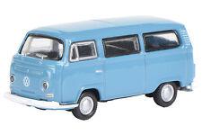 Volkswagen Bus T2 1972 blau Art.-Nr. 452800700, Schuco H0 Modell 1:87