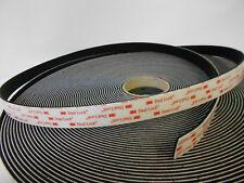 1x 3M SJ3551 Dual Lock Druckverschluss Klettband VHB Tape Klett 25,4mm x 2m