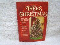Vintage 1979 The Trees of Christmas Abingdon Nashville Publishing Paperback Book