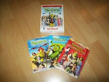 DVD-Box - Die Shrek Trilogie 1-3 (3 DVDs)