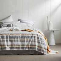 Sheridan Pendall 100% Cotton Soft Sateen Quilt Cover Duvet Doona Set King Size