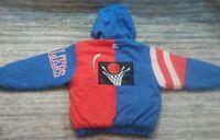Cleveland Cavaliers Basketball Jacket coat Starter Medium - L CAVS Retro Vtg 90s