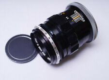 CLAed! Canon FL 100mm F3.5 Portrait/Tele Prime lens mirrorless Adaptable m4/3 A7